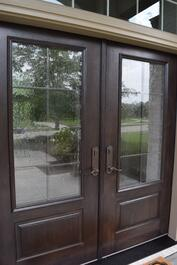 Provia Signet French entry door