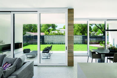 Slide Your Concerns Away With Marvin Scenic Doors